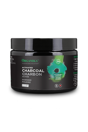 Activated Charcoal- Organika