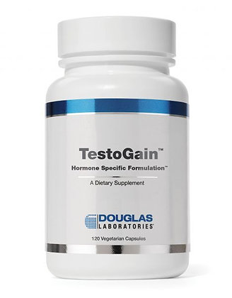 Testo-Gain (Testo-Plus)- Douglas Labratories