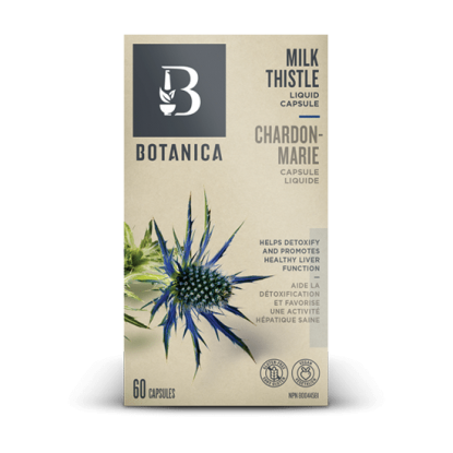 Milk Thistle- Botanica