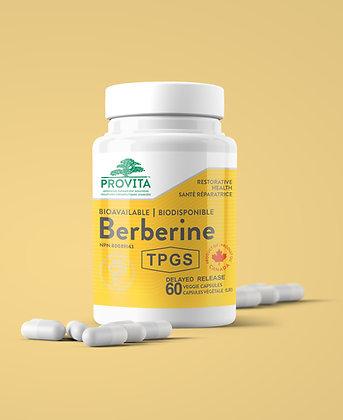 Berberine TPGS-Provita Nutrition