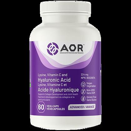 Hyaluronic Acid- AOR