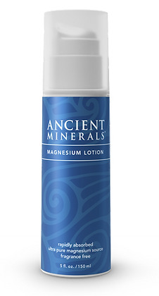 Magnesium Lotion- Ancient Minerals