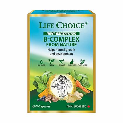 B-Complex- Life Choice