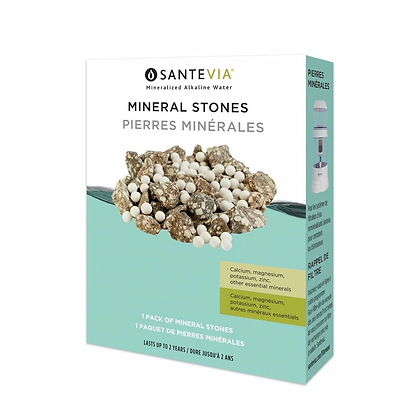 Mineral Stones- Santevia