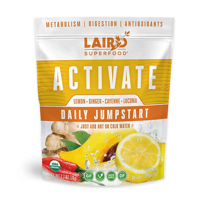 Activate Daily Jumpstart-LAIRD