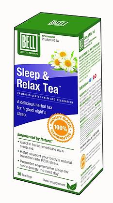Sleep & Relax Tea- Bell