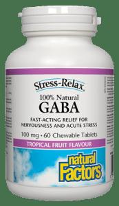 Gaba- Natural Factors