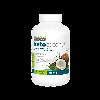 Ketococonut-Prairie Naturals