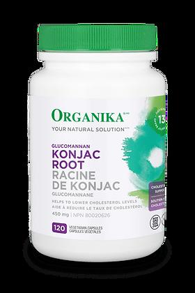 Konjac Root- Organika
