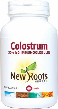 Colostrum- New Roots