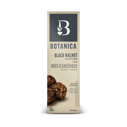Black Walnut Liquid Herb- Botanica