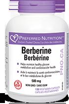 Berberine- Preferred Nutrition
