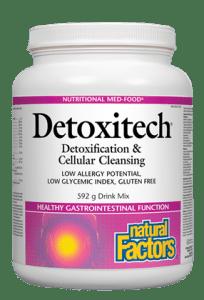 Detoxitech- Natural Factors