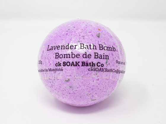 SOAK Bath Co. Bath Bombs