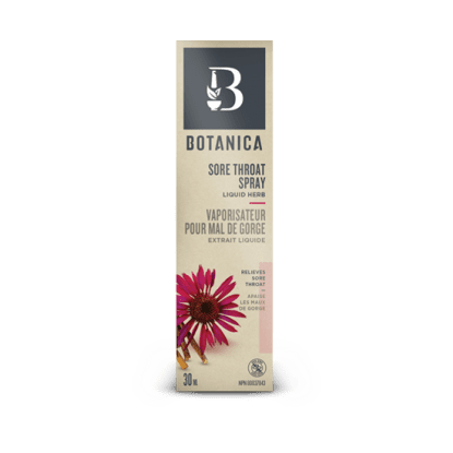 Sore Throat Spray- Botanica