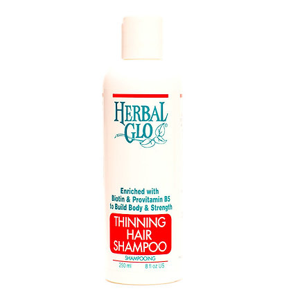Thinning Hair Shampoo & Conditioner- Herbal Glo