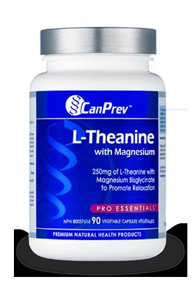 L-Theanine- CanPrev