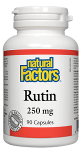 Rutin- Natural Factors