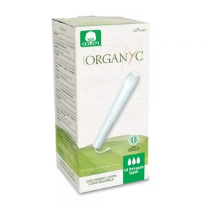 Organic Cotton Feminine Hygene Products