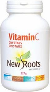 Vitamin C Crystals- New Roots