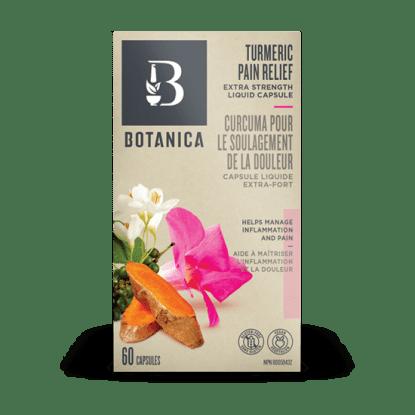 Turmeric Pain Relief- Botanica