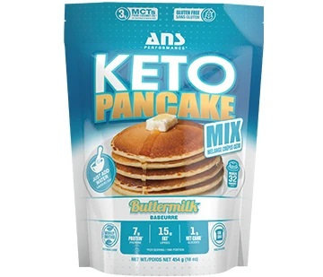 Keto Pancake Mix- ANS Performance