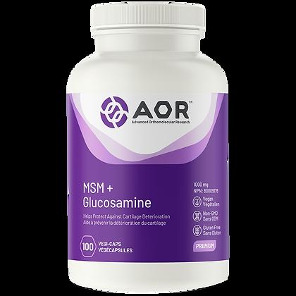 MSM+ Glucosamine- AOR