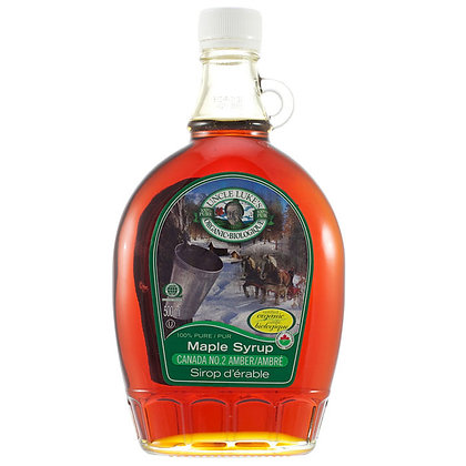 Canada Grade A Maple Syrup- Uncle Luke's