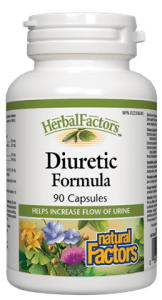Diuretic Formula- Natural Factors