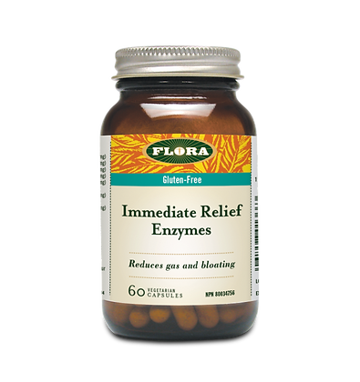 Immediate Relief Enzymes- Flora