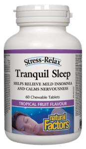 Tranquil Sleep- Natural Factors