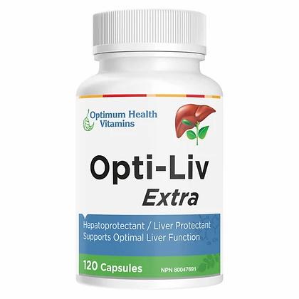 Opti-Liv Extra- Optimum Health Vitamins