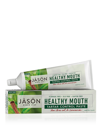 All Natural Toothpaste- Jason
