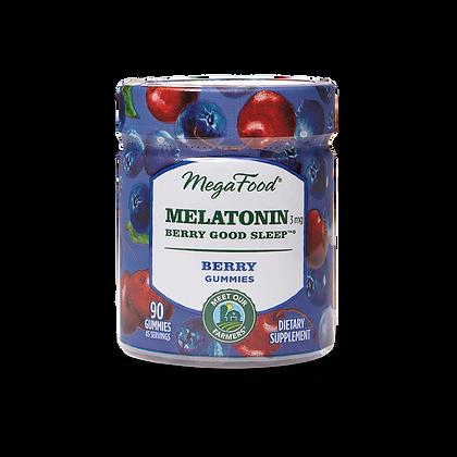 Melatonin Berry Gummies- MegaFood