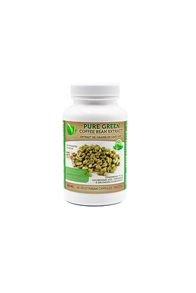 Pure Green Coffee Bean Extract