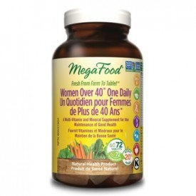 Women Over 40 One Daily- MegaFood