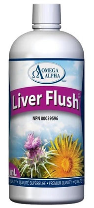 Liver Flush 500mL- Omega Alpha