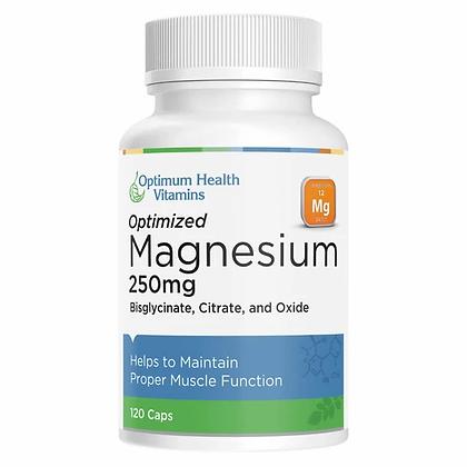Optimized Magnesium- Optimum Health Vitamins