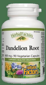 Dandelion Root- Herbal Factors
