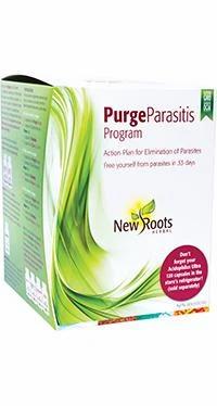 Purge Parasitis Program- New Roots