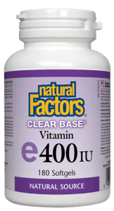 Vitamin E- Natural Factors