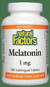 Melatonin- Natural Factors