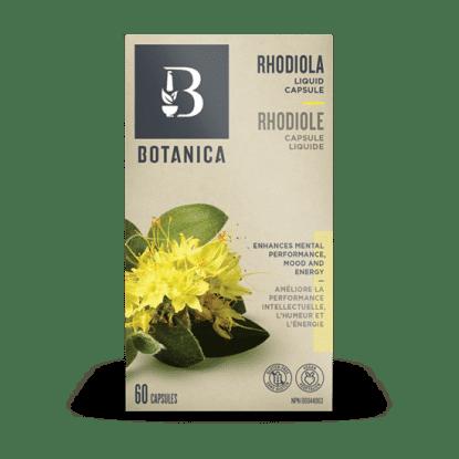 Rhodiola Liquid Capsule- Botanica