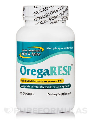 OregaRESP- North American Herb & Spice