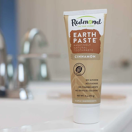 Earth Paste Natural Toothpaste- Redmond