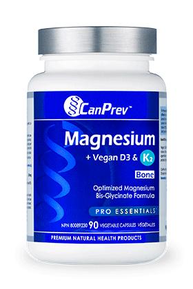 Magnesium w/ D3 & K2- CanPrev