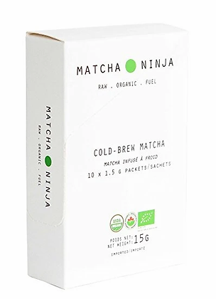 Matcha Ninja Cold Brew Matcha