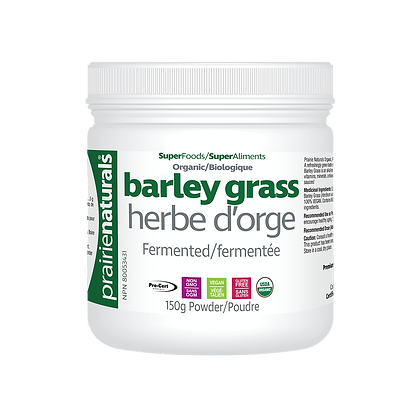 Barley Grass-Prairie Naturals