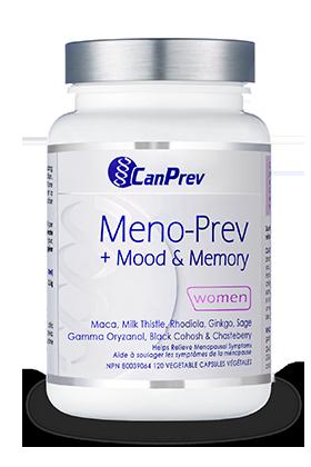 Meno-Prev + Mood & Memory- CanPrev