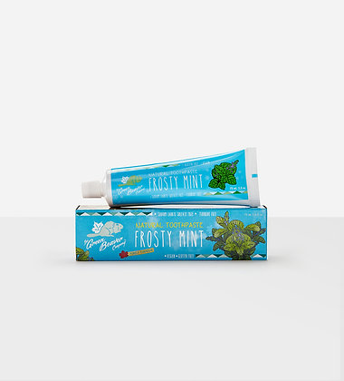 Natural Toothpaste- The Green Beaver Company